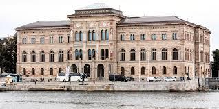 NATIONALMUSEUM, generaldirektören Susanna Petterson berättar om renoveringen etc